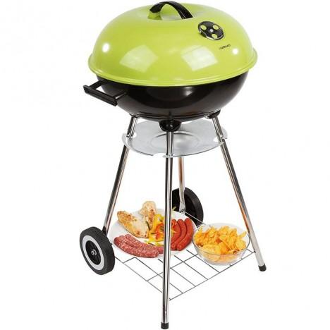 Barbecue à Charbon LIVOO  - Vert (DOC172V)