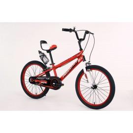 """Vélo ENFANT Free Style 20"""" - ZIMOTA - Rouge (10040003)"""