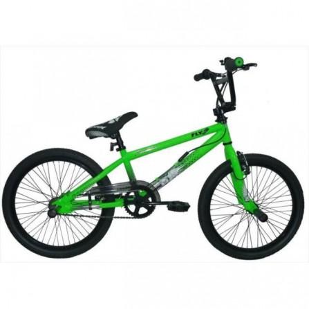 "Vélo ENFANT Free Style 20"" - ZIMOTA - Vert (10040003)"