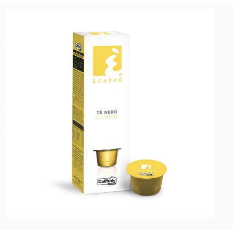 Paquet de 10 Capsules à Tea CAFFITALY (CAFFITALY-TEA-LIMONE)