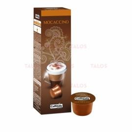 Paquet de 10 Capsules à Café CAFFITALY- (CAFFITALY-MOCACCINO)