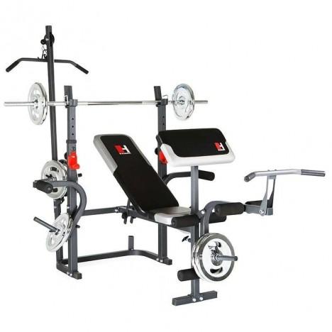 Banc de Musculation Hammer Bermuda XT Pro (4508)