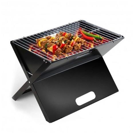 Barbecue portable en acier (barbecue-acier)