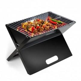 Barbecue SWISSCOOK  portable en acier (barbecue-acier)