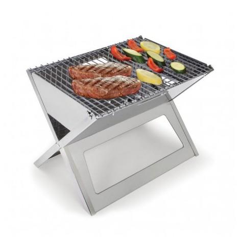Barbecue pliable en inox ( barbecue-inox)