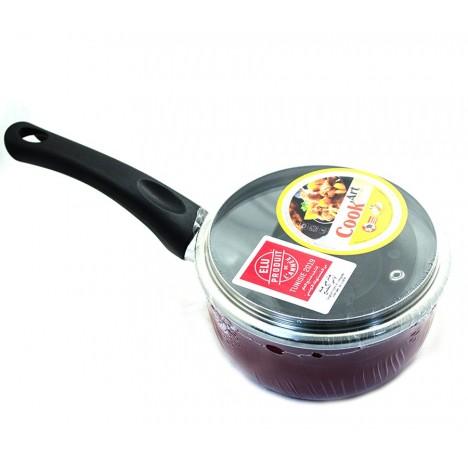 Casserole + Couvercle Cook'Art Selection 16 cm - Rouge (6192903100476)