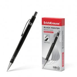 Porte-mine Erich Krause® Pointeur noir 0.5 mm (22005)