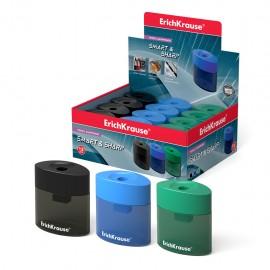 Taille Crayon en plastique ErichKrause® Smart&Sharp avec récipient (21833)