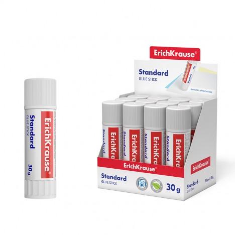 Glue stick ErichKrause® Standard - 30g (48032)