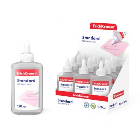 Stationery Glue ErichKrause® Standard - 120 ml (48709)