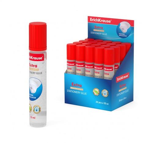 Stationery glue ErichKrause®, 55 ml (21024)