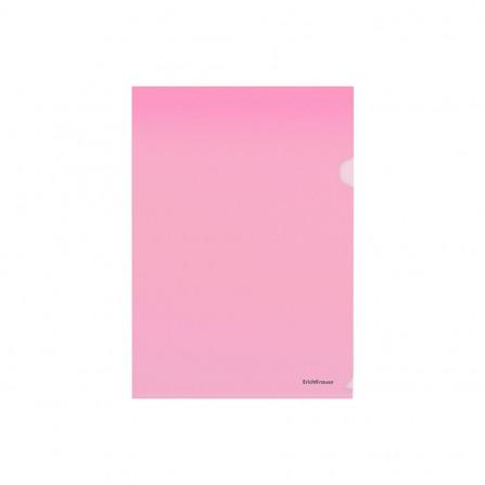 Pochette à coin  A4 ErichKrause® Glossy Clear (50152)