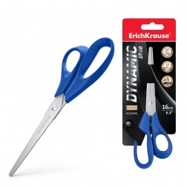Ciseaux ErichKrause® Dynamic - 16 cm (21883)(4041485218838)