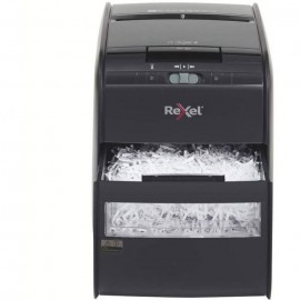 Destructeur De Documents REXEL Auto+ 60X - 15 Litres (012103060)
