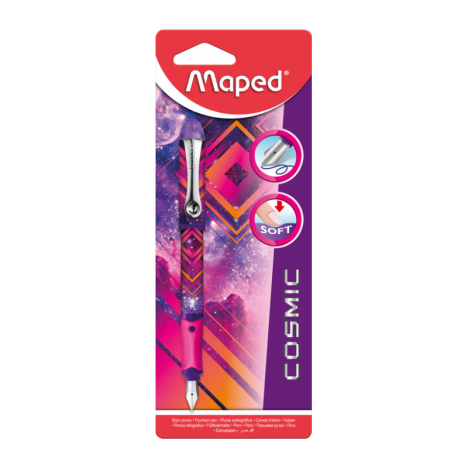 Stylo Plume MAPED Cosmic Teens Pink - (220013)