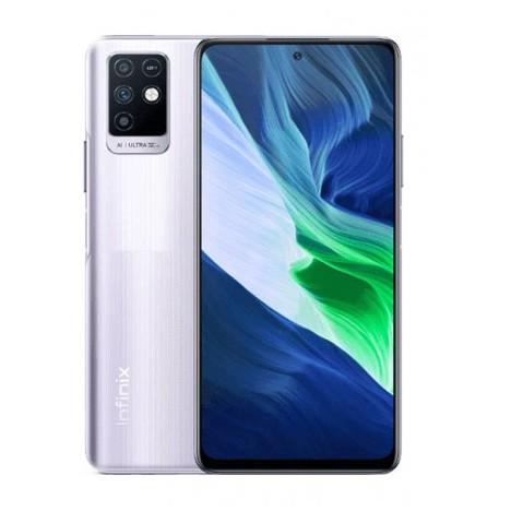 Smartphone INFINIX Hot 10 - 6Go - 128Go - Violet (x693-10PR)