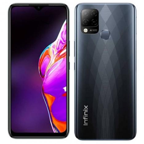 SMARTPHONE INFINIX HOT 10S - 4Go - 64Go - Noir (x689-10SBK)