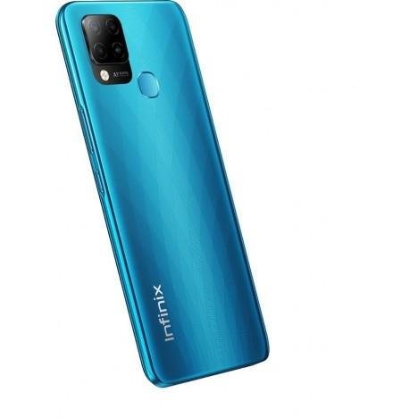 SMARTPHONE INFINIX HOT 10S - 4Go - 64Go - Bleu Ocean (x689-10SBL)