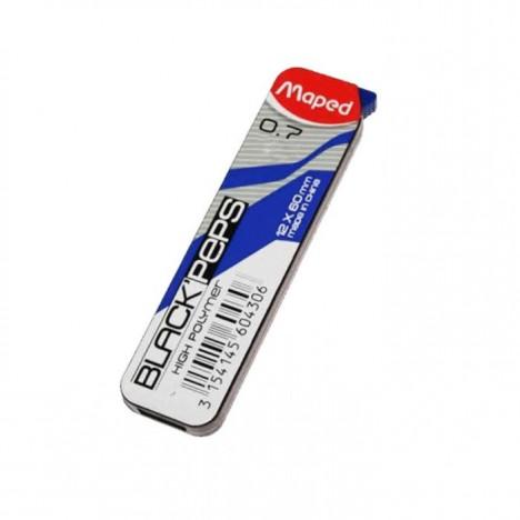 Mines de Crayons MAPED 0.7mm-HB (560430)