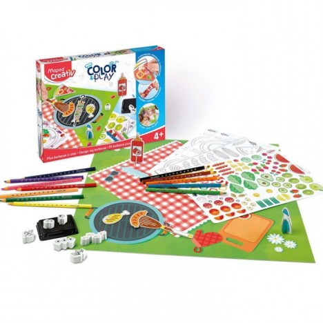 Kit Créatif MAPED COLOR & PLAY (907009)