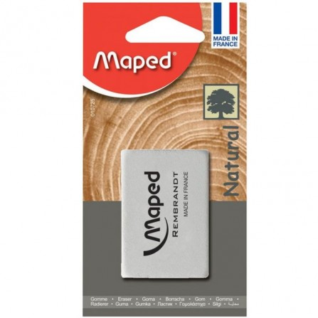 Gomme MAPED Rembrandt - Blanc (10725)
