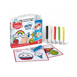 Kit COLOR & PLAY MAPED Stickers Gel (907012)
