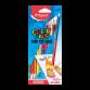 Pack de 12 Crayons MAPED couleurs Duo (829600)