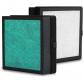 filtre à charbon actif, pré-filtre, pour le purificateur d'air BEURER (LR500F)