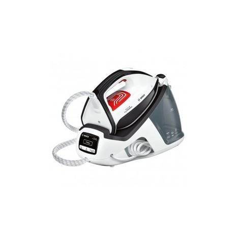 Centrale Vapeur BOSCH 2400W -Blanc et Rouge (TDS4070)