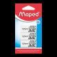 3 Gommes plastiques MAPED mini technic pulse - (113053)