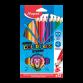 Boite de 12 Crayon  MAPED Couleur Strong Jumbo - (863312)