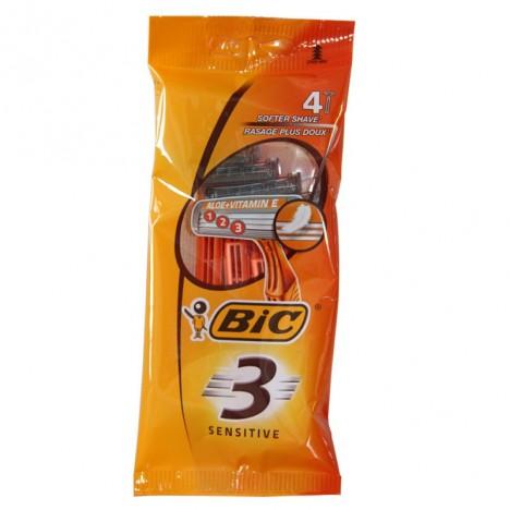 BIC® 3 Sensitive Pouch 4 - (3086126691862)