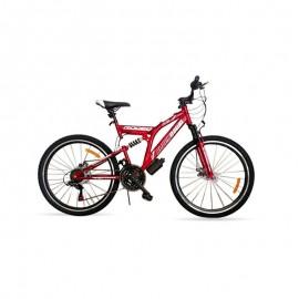 "Bicyclette VTT BLACKDOWN RODEO 26"" - Rouge (6026 C21)"