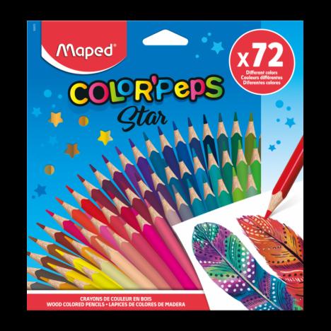 72 Crayon MAPED Couleur de Color'peps - ( 832072)