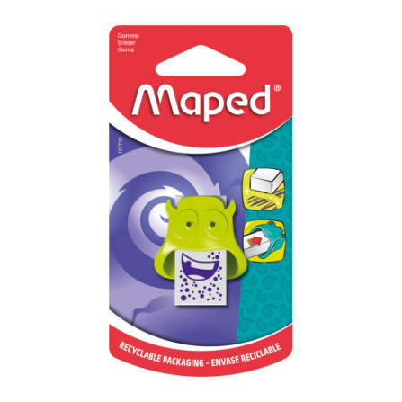 Gomme  MAPED Little Monster-(127710)