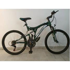 """Bicyclette VTT RODEO 24"""" Vitesse 18 BLAST - Vert (6024 B18)"""