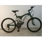 """Bicyclette VTT PRADO 24"""" Vitesse 18 BLAST - Vert (6024 B18)"""