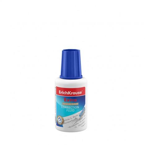 Fluide correcteur ErichKrause® Extra, avec Brosse (5)(4041485000051)