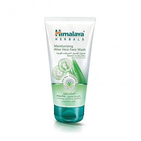lavant hydratant HIMALAYA 150ml - Aloe Vera(8901138500054)