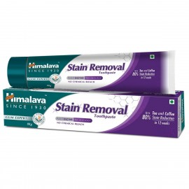 Dentifrice HIMALAYA Stain Removal 75ml - (6297000713977)
