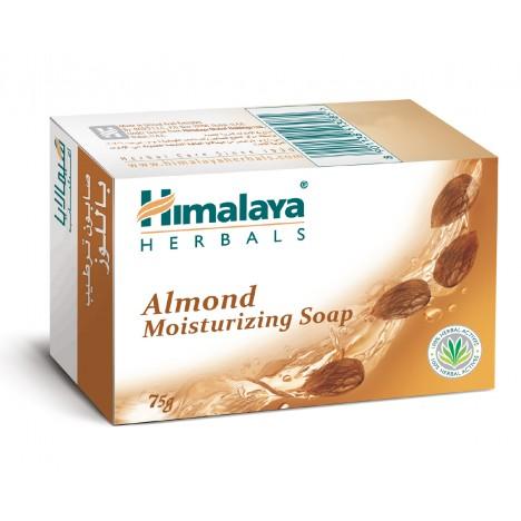 Savon HIMALAYA de toilette 75 g - Almond (8901138511593)