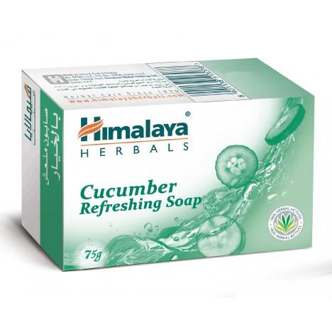 Savon HIMALAYA de toilette 75 g - Concombre (8901138511616)