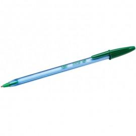 Stylo à bille BIC Cristal Soft 1.2mm / Vert (3086123355385)