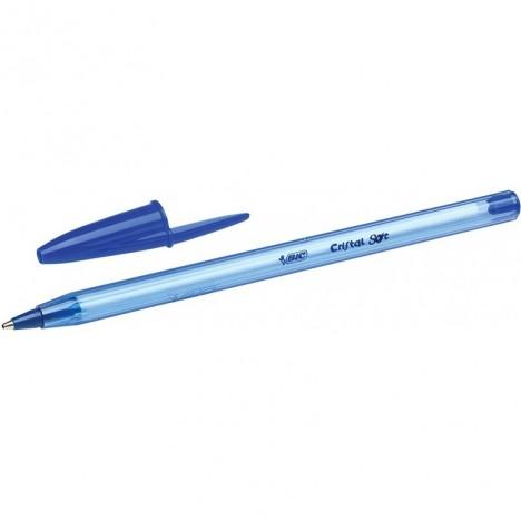 Stylo à bille BIC Cristal Soft 1.2mm / Bleu (3086123355361)