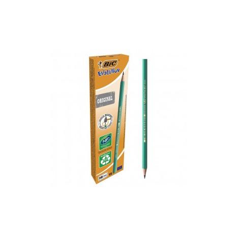 Boite De 12 Crayon A Papier Conte 650 (3270220004608)
