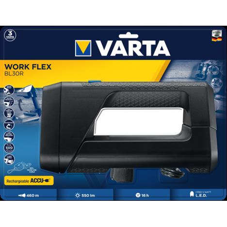 Torche VARTA Work Flex BL30R 5W (186841014)