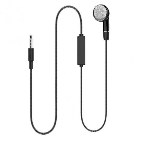 Ecouteur HOCO avec Micro M61-Noir (M61-Noir)