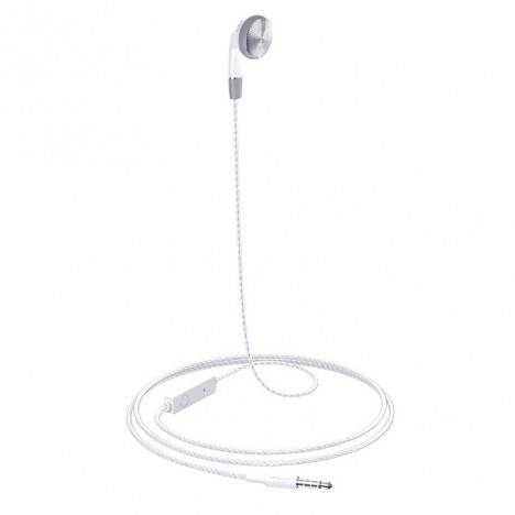 Ecouteur HOCO avec Micro M61-Blanc (M61-WH)