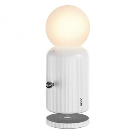LAMPE DE BUREAU HOCO H8 - Blanc (H8-WH)