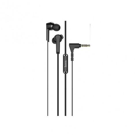 Ecouteur HOCO M72 MP3 avec Micro - Noir (M72-BK)